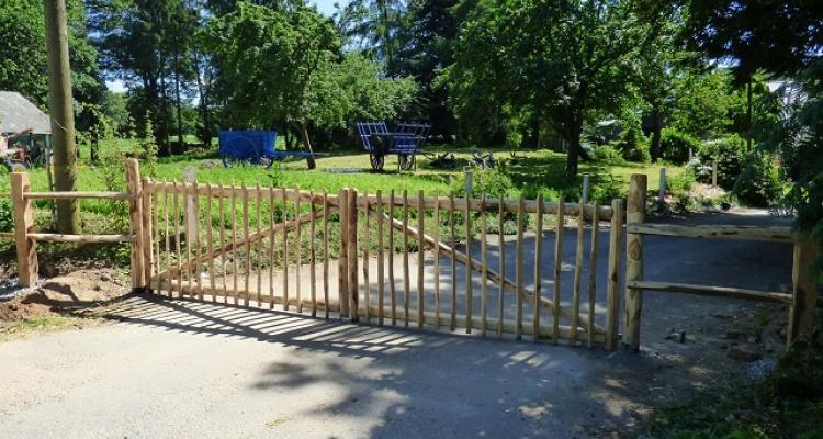 Clôture, palissade bois, portails et portillons en Ille-et ...